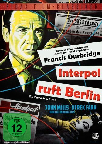 DVD »Interpol ruft Berlin«