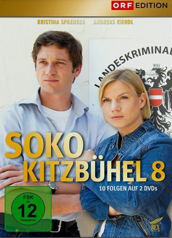 DVD »SOKO Kitzbühel 8 (2 Discs)«
