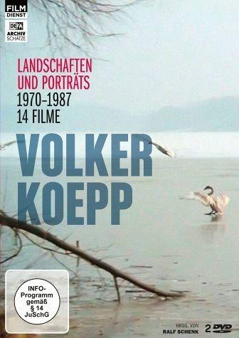 DVD »Volker Koepp - Landschaften und Portraits 1970...«