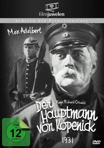 DVD »Der Hauptmann von Köpenick«