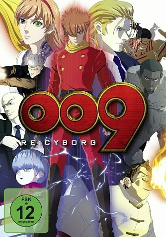 DVD »009 Re: Cyborg«