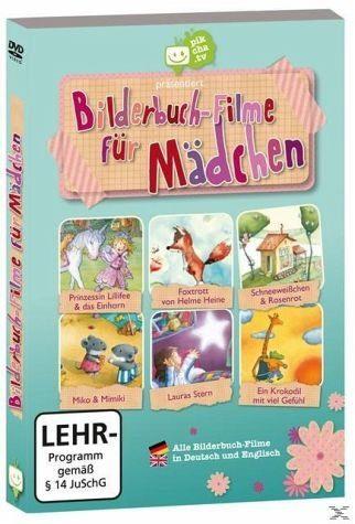 DVD »Bilderbuch-Filme für Mädchen«