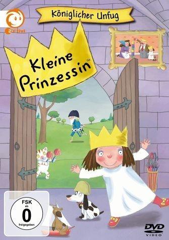 DVD »Kleine Prinzessin - Königlicher Unfug«