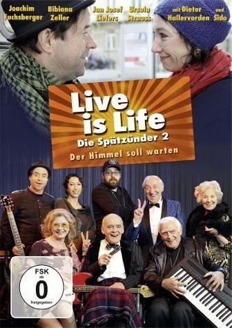 DVD »Live is Life - Die Spätzünder 2: Der Himmel...«