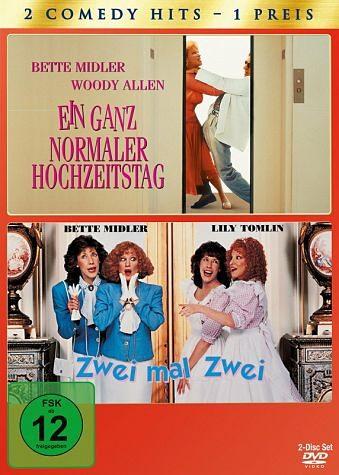 DVD »Ein ganz normaler Hochzeitstag / Zwei mal Zwei...«