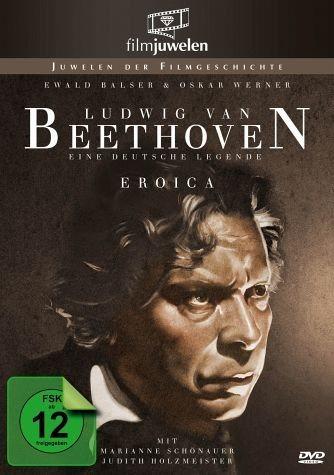 DVD »Ludwig van Beethoven - Eine deutsche Legende«