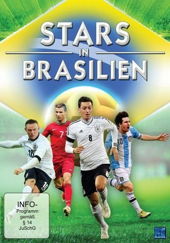 DVD »Stars in Brasilien«