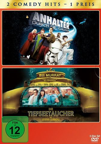 DVD »Per Anhalter durch die Galaxis / Die...«