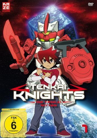 DVD »Tenkai Knights - Vol. 1«