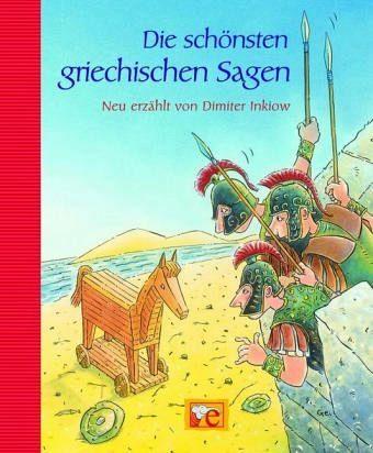 Gebundenes Buch »Die schönsten griechische Sagen«