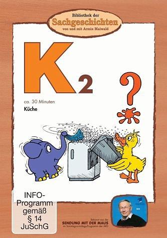 DVD »Bibliothek der Sachgeschichten - (K2) Küche«