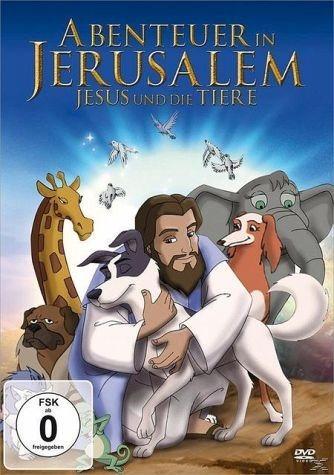 DVD »Abenteuer in Jerusalem - Jesus und die Tiere«