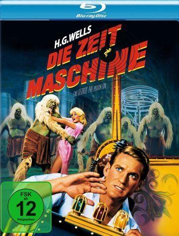 Blu-ray »Die Zeitmaschine«