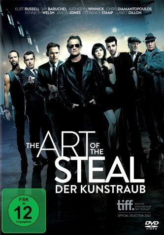 DVD »The Art of the Steal - Der Kunstraub«