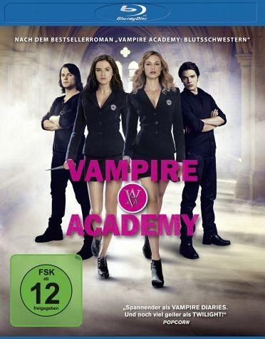 Blu-ray »Vampire Academy«