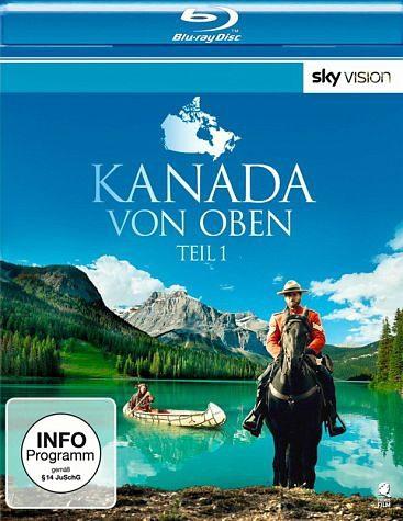 Blu-ray »Kanada von oben - Teil 1«