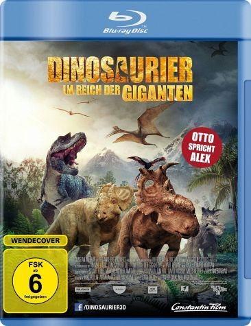 Blu-ray »Dinosaurier - Im Reich der Giganten«