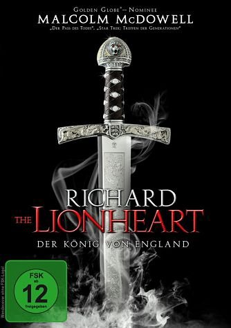 DVD »Richard the Lionheart - Der König von England«