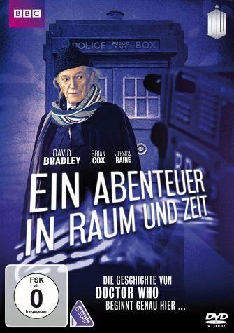 DVD »Ein Abenteuer in Raum und Zeit - Die...«