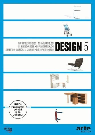 DVD »Design 5 (NTSC)«