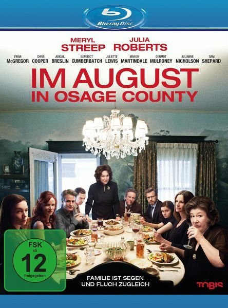 Blu-ray »Im August in Osage County«