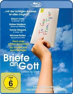 Blu-ray »Briefe an Gott«
