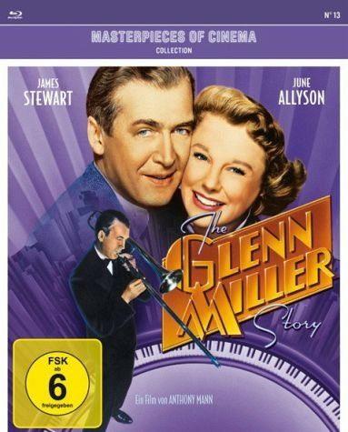 Blu-ray »Die Glenn Miller Story«