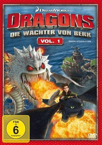 DVD »Dragons - Die Wächter von Berk, Vol. 1«