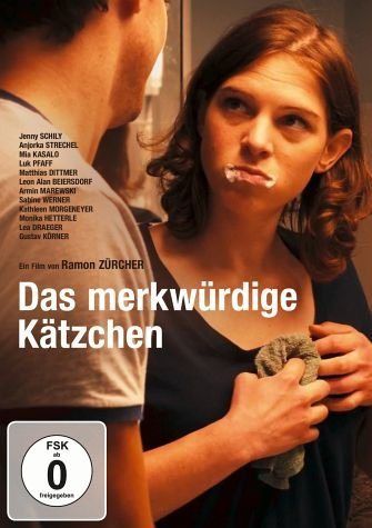 DVD »Das merkwürdige Kätzchen«