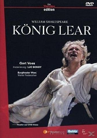DVD »König Lear (Shakespeare)«