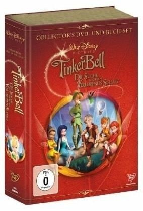 DVD »TinkerBell - Die Suche nach dem verlorenen...«
