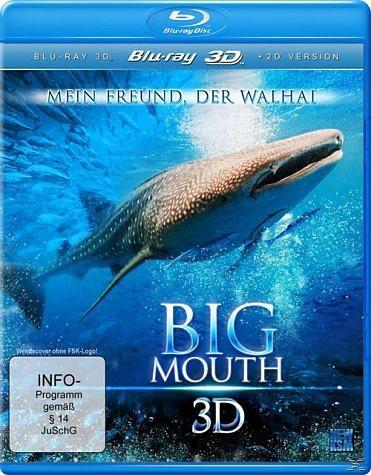 Blu-ray »Big Mouth«