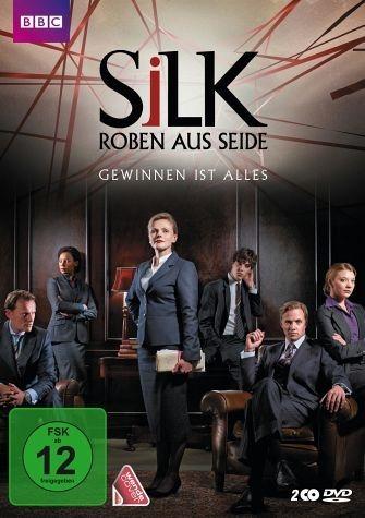 DVD »Silk - Roben aus Seide, Staffel 1 (2 Discs)«