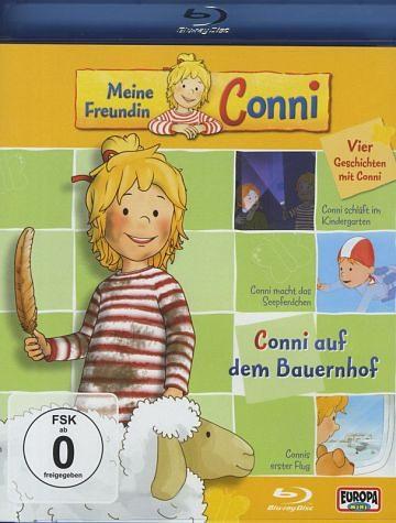 Blu-ray »Meine Freundin Conni - Conni auf dem Bauernhof...«