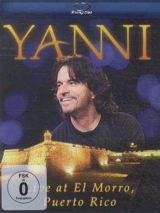 Blu-ray »Yanni - Live at El Morro, Puerto Rico«