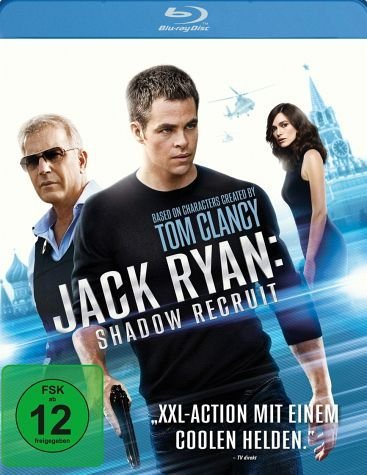 Blu-ray »Jack Ryan: Shadow Recruit«