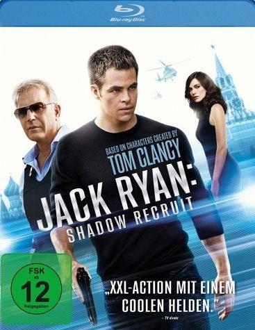 Blu-ray »Jack Ryan: Shadow Recruit«