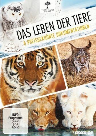 DVD »Das Leben der Tiere (6 Discs)«