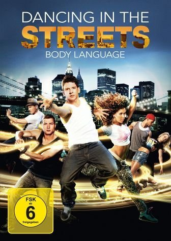 DVD »Dancing in the Streets - Body Language«