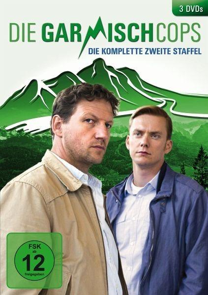 DVD »Die Garmisch-Cops - Die komplette zweite...«