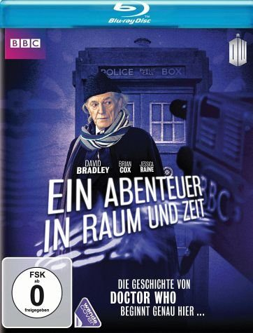 Blu-ray »Ein Abenteuer in Raum und Zeit - Die...«