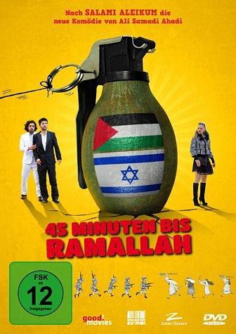 DVD »45 Minuten bis Ramallah«