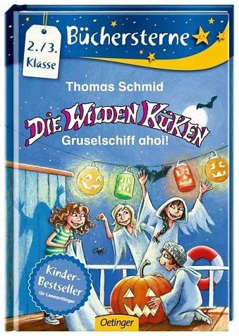 Gebundenes Buch »Gruselschiff ahoi! / Die Wilden Küken....«