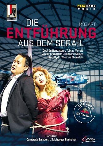 DVD »Mozart, Wolfgang Amadeus - Die Entführung aus...«