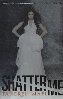 Broschiertes Buch »Shatter Me«