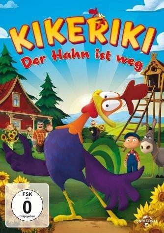 DVD »Kikeriki - Der Hahn ist weg«