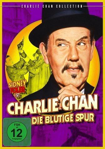DVD »Charlie Chan - Die blutige Spur, 1 DVD«