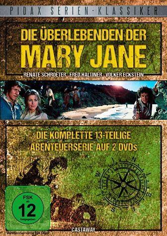 DVD »Die Überlebenden der Mary Jane (2 Discs)«