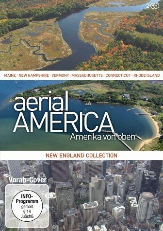 DVD »Aerial America - Amerika von oben:...«