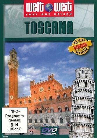 DVD »Weltweit - Toscana«